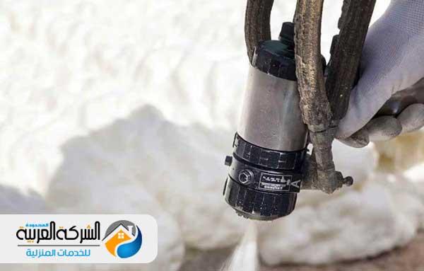 عزل فوم بولى يوريثان الرياض